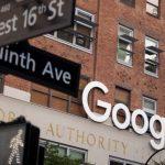 Google ニューヨーク訪問
