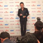 西川悟平が2019年度ベストドレッサー賞受賞